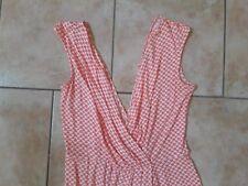 8d0cfb9fd14e8e Robes orange en polyester pour femme taille 40 | Achetez sur eBay
