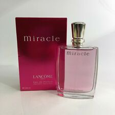 LANCOME MIRACLE 100ml  EAU DE PARFUM SPRAY unsealed box