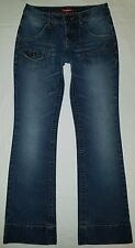 Womens unionbay stretch denim  flare jeans sz 3