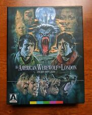 AN AMERICAN WEREWOLF IN LONDON LIMITED EDITION BLU RAY ARROW VIDEO + POSTER BOOK