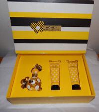 Marc Jacobs Honey Perfume Gift Set 1.7 Oz Body Lotion Shower Gel Gift Set
