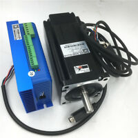 4.5Nm Stepper Motor Nema34 Closed-loop 2phase 4A & DSP Driver &Encoder Cable Kit