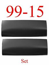 99 15 Rear Door Skin Set, CREW CAB, Ford Super Duty, 1.2MM Thick