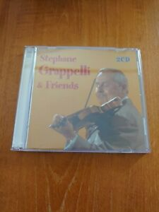 Stephane grappelli and Friends Very Good Condition  (CD)
