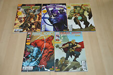 lot 5 albums MARVEL HEROES Extra n°1 2 3 8 11 - Panini Comics