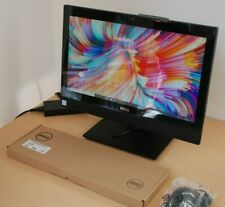 """Dell Optiplex 3050 All-in-One 19.5"""" TOUCH PC i5-6500T, 256GB SSD, 8GB RAM"""