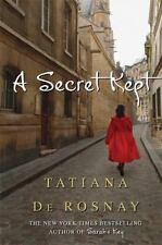 A Secret Kept: A Novel, de Rosnay, Tatiana, Good Book