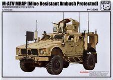 PANDA 1/35 US M-ATV MRAP (mine Resistant Ambush Protected) Véhicule # 35001