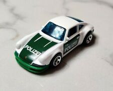 '71 Porsche 911 Police Polizei Hot Wheels 1:64 Diecast model car MINT LOOSE