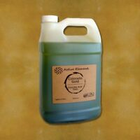 Official acid stain for concrete projects golden yellow 1 gallon Colorado Gold