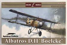 Encore Models 1/32 ALBATROS D.II 'Boelcke' 32001 WWI Plastic Model Kit NOB