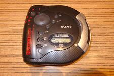 Sony CD Player Discman D ES55  (80)  + Remote > Hörspiel-tauglich >Stop/Play