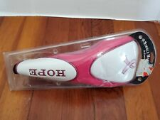 Ladies Golf Driver Head Cover Over Size Breast Cancer Awareness Hope Pink