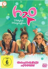 DVD R2 H2O MERMAIDS JUST ADD WATER 2007 TV SERIES SECOND SEASON II Region 2 NEW