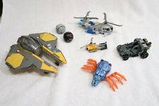 LOT OF  7 TRANSFORMERS Star Wars Autobots Go Bot TOYS Figures