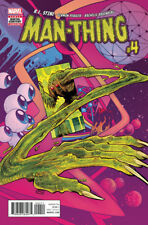 Man-Thing (2017) #4 VF/NM Stine Marvel