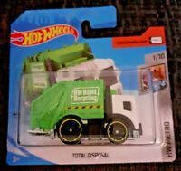 MATTEL Hot Wheels   TOTAL DISPOSAL   Brand New Sealed Box