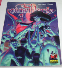 MADE IN HELL 75. EL CEMENTERIO 4 (Richard Moore) Norma_Libro Cómic