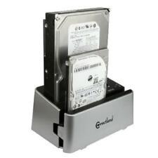 Syba Multimedia CL-ENC50060 Usb 3.0 Dual Slot Docking Station For 2.