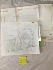 TRANSFORMERS JAPANESE BEAST WARS 2 II PRODUCTION ART! LIO CONVOY APACHE LOT 10