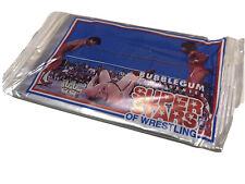 Very Rare wwf Superstars Of Wrestling Sealed Card Pack