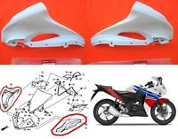 Honda CBR125 Fairing LEFT + RIGHT Tank Panel Fairings 2011 - 2018 ***UK STOCK***