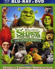 Shrek Forever After Blu-Ray Mike Mitchell(Dir) 2010
