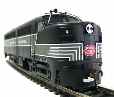 HO Scale Model Railroad Trains Layout Engine NYC FA2 Locomotive with DCC & Sound