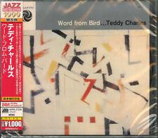 TEDDY CHARLES-WORD FROM BIRD-JAPAN CD B50