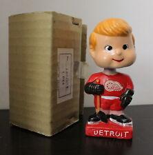 1960's Detroit Red Wings Mini Bobblehead *H509