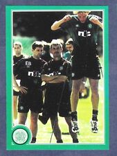 PANINI-CELTIC-THE BHOYS-1999/2000 #089-CELTIC-PENNY FOR THEIR THOUGHTS!