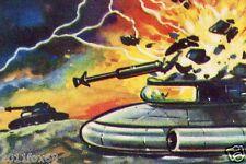 il mondo del futuro figurina 218 figurine lampo 1959 figurines lampo stickers gq