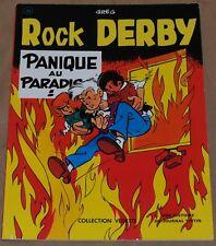 ROCK DERBY-03-/Panique au Paradis!/EO 1976/TBE