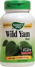 Wild Yam Root - 180 VCaps - Nature's Way FAST SHIPPING