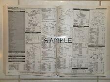1983 84 85 86 87 1988 CHRYSLER E/NEW YORKER PARTS LIST