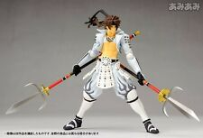 Kaiyodo Revoltech 080 Sengoku Basara Sanada Yukimura White Limited Ver. Figure