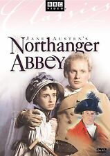 Northanger Abbey, Peter Firth, Googie Withers, Robert Hardy, DVD