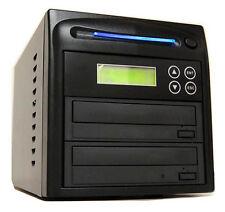 1 Burner 24X Lightscribe CD DVD Disc Duplicator Drive Printing Labeling Machine