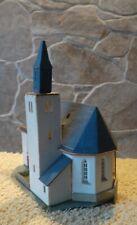 Kibri  7150    (Spur N)    Kirche  Kreuth - fertig gebaut