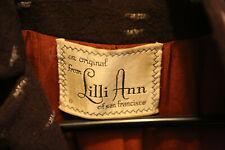 Lilli Ann of San Francisco Vintage Wool Coat