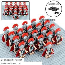 New 21 Minifiguren Römische Legion, Römer Zenturio Legionär LEGO* kompatibel