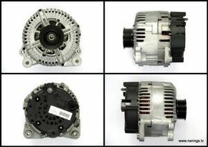NEW OEM/Genuine Alternator AUDI A6 A7 Q7 2.7 3.0 TDI / VW TOUAREG 3.0 V6 TDI