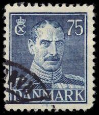 "Denmark 287A (Mi293) - King Christian X ""1946 Printing"" (pf68006)"