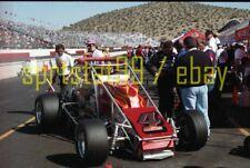 Vintage Sprint Car Race Negatives @ Phoenix PIR Copper World Classic 1705