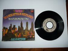 "Vinyl Single 7"", Manhattan Skyline, Instrumental, Salsation, RSO 1977,"