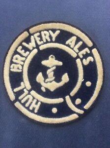 Hull Brewery Pliadek Vintage 1958 Beer Mat RARE Blue & White Colour Breweriana