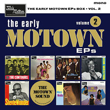 The Early Motown EPS Volume 2 Vinyl 0600753721100