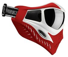 New VForce V-Force Grill Thermal SE Special Edition Goggles Mask - White on Red