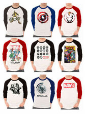 Graphic Tee Captain America T-Shirts for Men