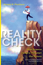 Prothero-Reality Check (UK IMPORT) BOOK NEW